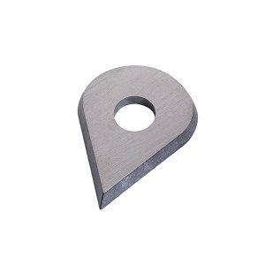 Sandvik Drop-Shaped Scraper Blade 130052
