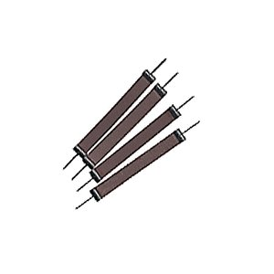 Olson 1/2 inch ScrollSanders - Pack of 4