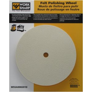 Work Sharp 3000 Felt Polishing Kit 303024