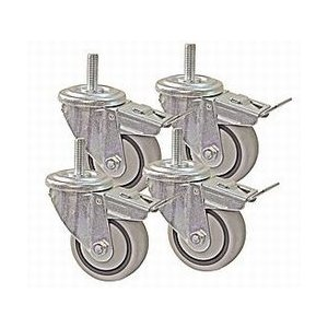 Kreg Heavy Duty Casters, Set of 4  124308