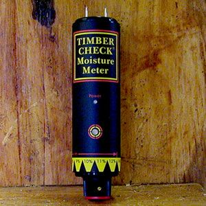 Timber Check Moisture Meter 186210