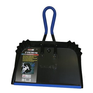 17 in. Steel Shop Dust Pan 486046