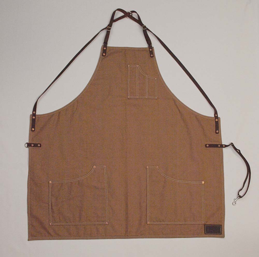 Texas Heritage Woodworks Shop Apron