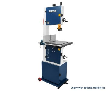 Rikon 14 inch Bandsaw Package Deal
