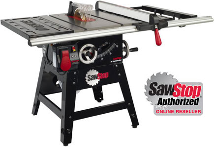 SawStop CNS 10 in. Contractor Tablesaw