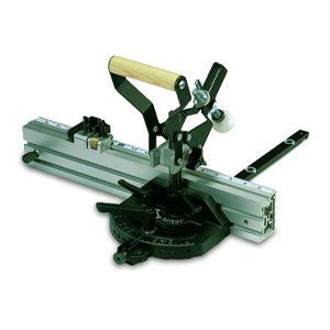 Accu-Miter Deluxe Miter Guide, 18 in.-34 in. Model 485248