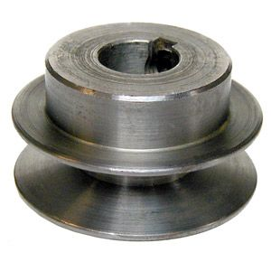 Machined Steel Pulleys