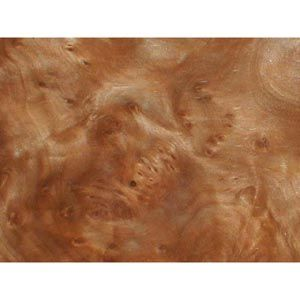 Redwood Burl Veneer 321056