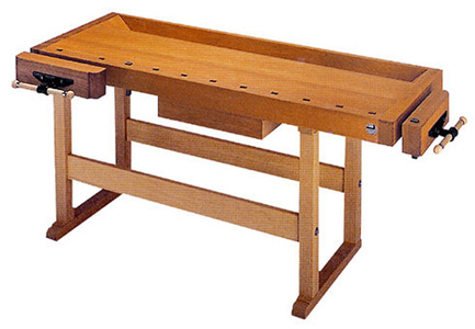 Hoffman & Hammer Premium German Workbench, Medium 114102
