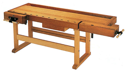 Hoffman & Hammer Premium German Workbench, Large 114103
