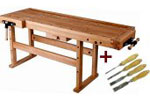 Premium European Workbench 114203