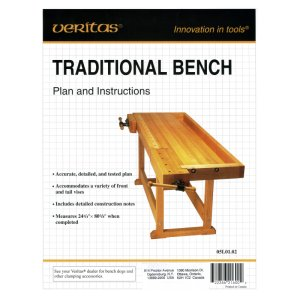 Traditional Bench Plan 417003