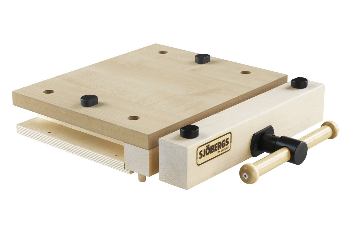 Sjobergs Smart Vise | Swedish Workbenches