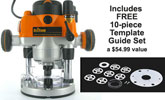 Triton 2HP Router with Bushing Set