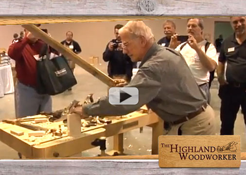 The Highland Woodworker - Episode 4