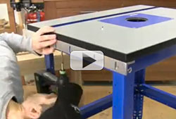 Video the kreg precision router table kreg router table greentooth Choice Image