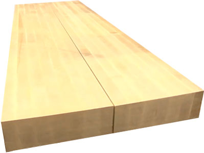 maple bench tops