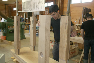 French Oak Roubo Benches
