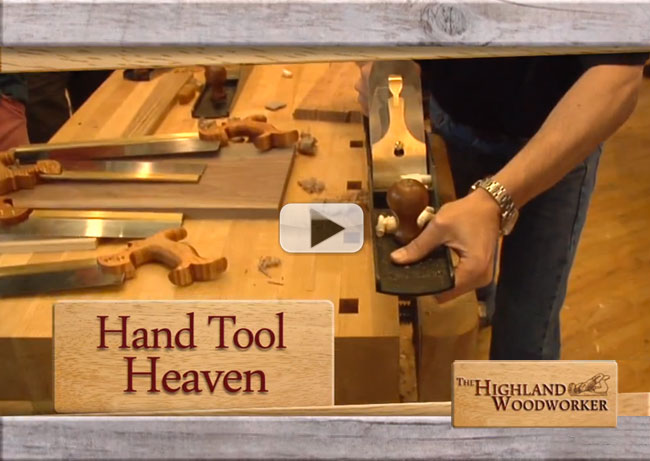 The Highland Woodworker - Episode 5