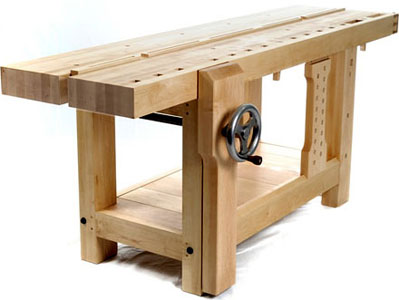 Benchcrafted Split Top Roubo Bench Plan
