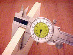 Woodworkers Dial Caliper