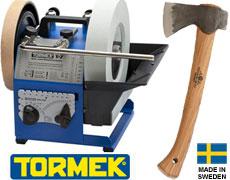 Tormek T-7 plus Free Gransfors Axe