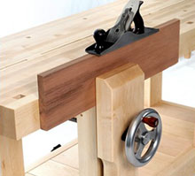 Benchcrafted Vises and Roubo Workbench Plans