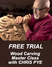 Chris Pye Woodcarving