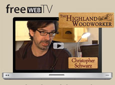 Web TV for Woodworkers