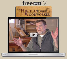 The Highland Woodworker Web TV