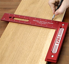 Woodpeckers 1281 Precision Square