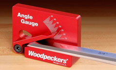 Woodpeckers Angle Gauge