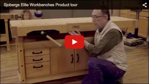 Sjobergs workbench product video