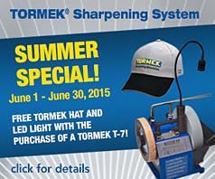 Tormek Summer Promo