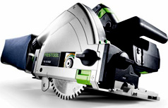 NEW Festool Cordless Track Saw