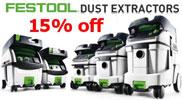 Festool Dust Extractor Sale