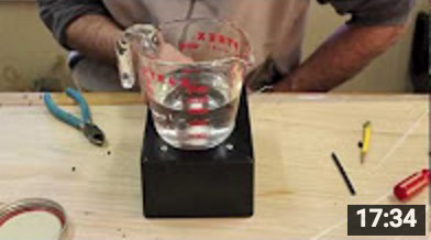 Make a Magnetic Stirrer