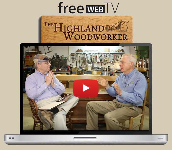 The Highland Woodworker Episode 23
