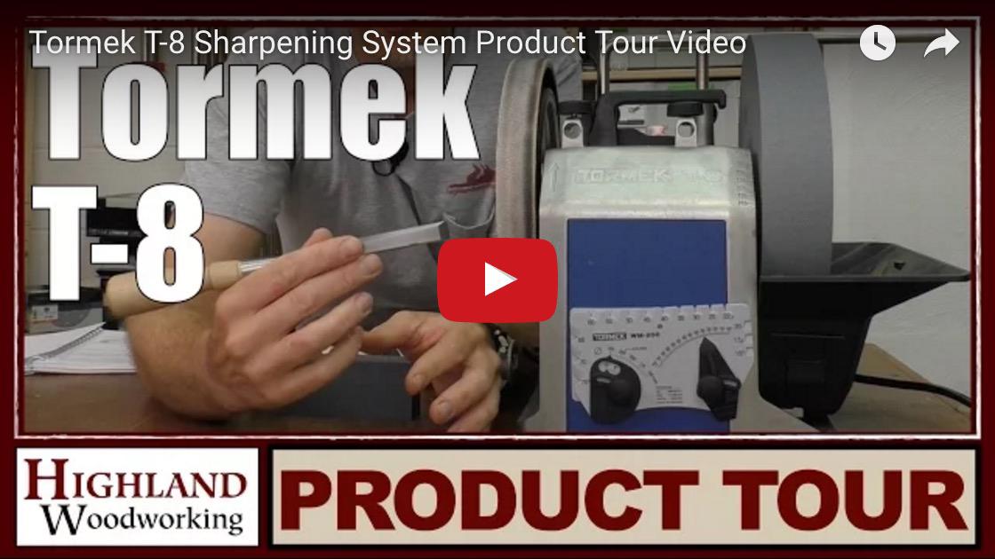 Tormek T-8 Sharpening System
