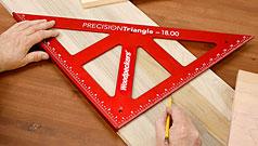 Woodpeckers Precision Triangles