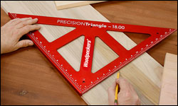 Woodpeckers OneTime Tool - Triangle