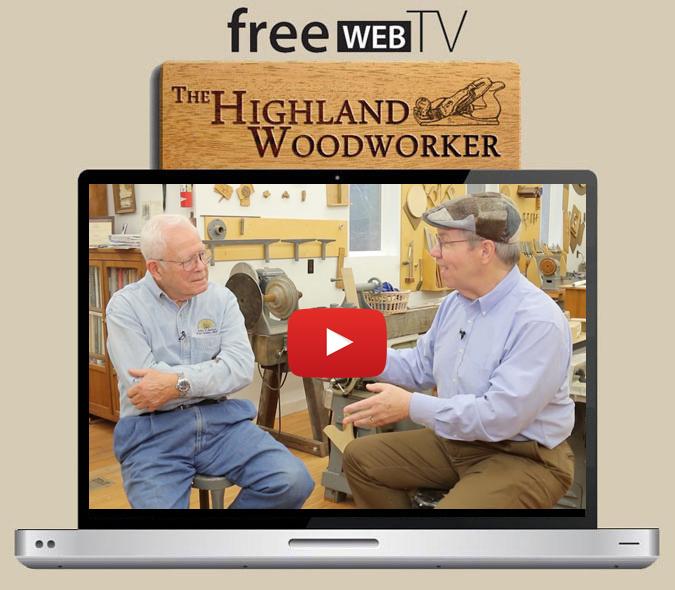 The Highland Woodworker Episode 29