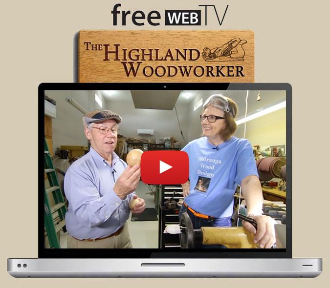 The Highland Woodworker Episode 31
