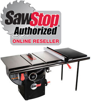 SawStop Professional Cabinet Tablesaw