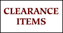 Clearance Merchandise
