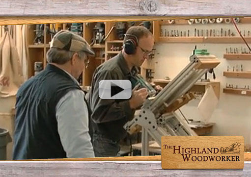 The Highland Woodworker - Episode 2