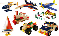 Woodman Kits Kids Can Build