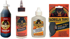 Gorilla Glues