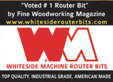 Whiteside Router Bits