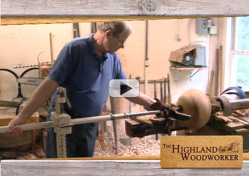The Highland Woodworker - Episode 3